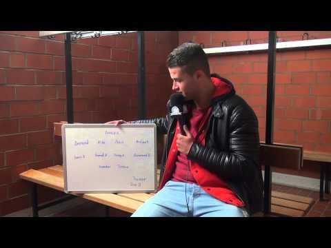 Die Traumelf von Nika Purtseladze (Hamburger SV III) | ELBKICK.TV
