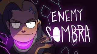 ENEMY SOMBRA (OVERWATCH ANIMATION)