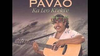 Dennis Pavao - Pua Be Still - (Ka Leo Ki'eki'e)
