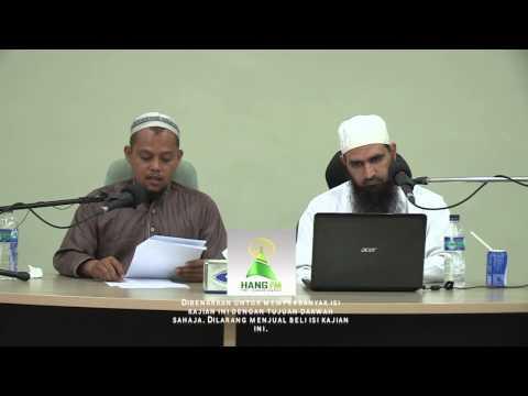 3. Sholat Khusu' bersama Rasulullah - Syeikh Malik Hussein Sya'ban Hasan