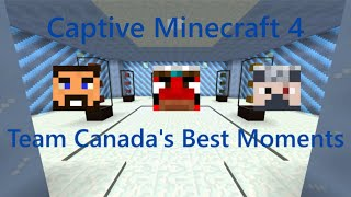 Minecraft - Team Canada's Best Moments in Captive Minecraft 4