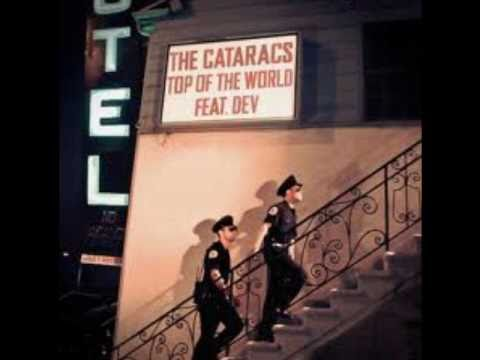 Top of The World- The Cataracs feat. Dev [Lyrics On Screen]