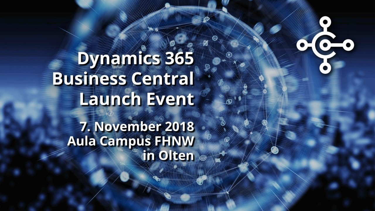 Video: Präsentation Microsoft Dynamics 365 Business Central