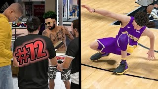 NBA 2k18 MyCAREER - Made Lonzo Ball Ankles Go To Sleep! Buying Fans New Signature Jordans! Ep. 72