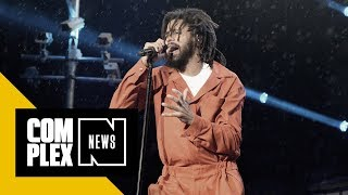 J. Cole's 'KOD' Breaks Drake's 'Views' Apple Music Streaming Record