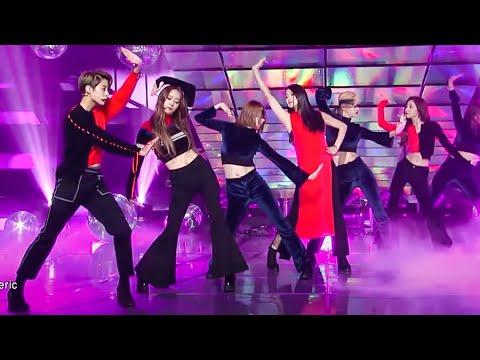 F(x) (에프엑스) - 4 Walls 교차편집 [Live Compilation/Stage Mix]