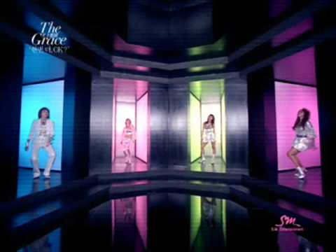 CSJH The Grace - What You Want [Stephanie Solo]