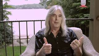 Cliff WIlliams of AC/DC-Interview