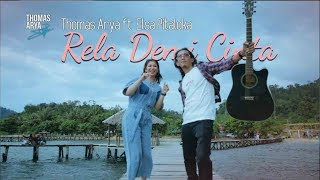 LAGU SLOW ROCK TERBARU - THOMAS ARYA FEAT ELSA PITALOKA - RELA DEMI CINTA (Official Music Video) MV