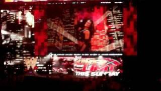 WWE RAW INTRO LIVE IN TORONTO!
