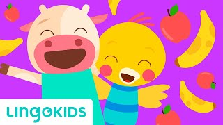 Apples and Bananas - Super Simple Song for Kids