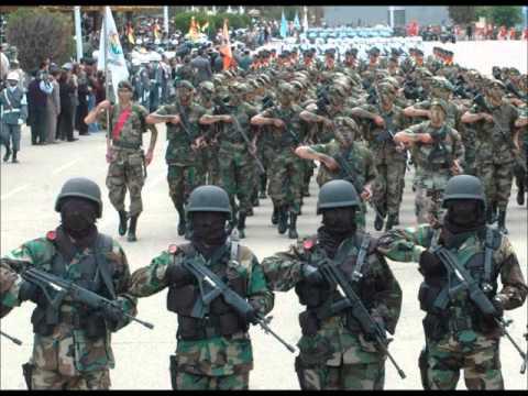 Marchas Militares de Bolivia- Comandante Cóndor Escóbar -