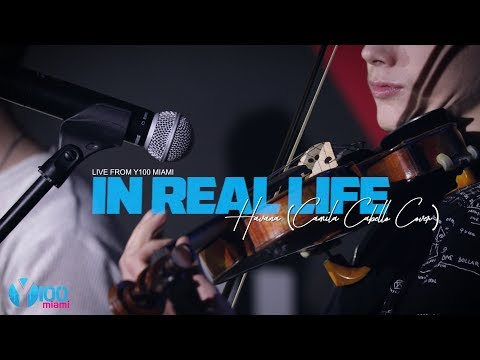 In Real Life Covers Camila Cabello