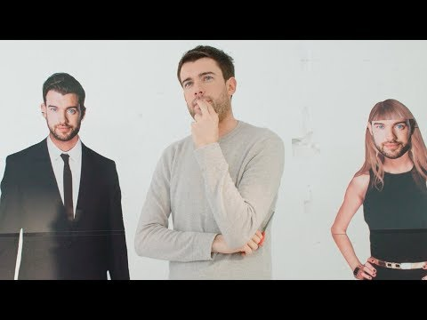 Jack Whitehall plays 'Shape of You' | BRITs 2018