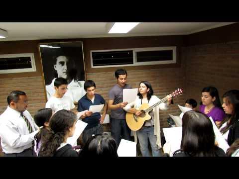 Villancico de las Campanas - Ensayo Coro Polifónico