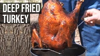 Deep Fried Turkey by the BBQ Pit Boys