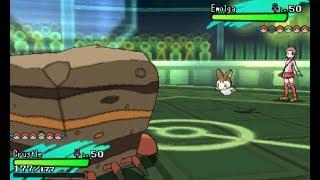 Pokémon Wi-Fi Battle #786 (Killer Nacho vs thisaccountwastaken) [PrettyUseless]