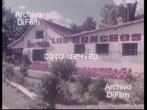 "DiFilm - Hostería ""Los Ranchos"" En Pilar, Bs. As. (1978) - Smashpipe News"