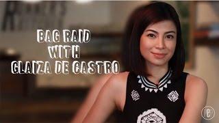 PEP RAID. Glaiza de Castro reveals her lucky charm
