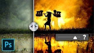 The Blend Mode Slider You Never Used | Photoshop Secrets