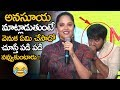 See What Comedian Abhinav Is Doing When Anasuya Is Speaking