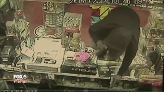 Police say store clerk shoots and kills man trying to rob business