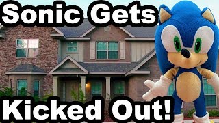 TT Movie: Sonic Gets Kicked Out!