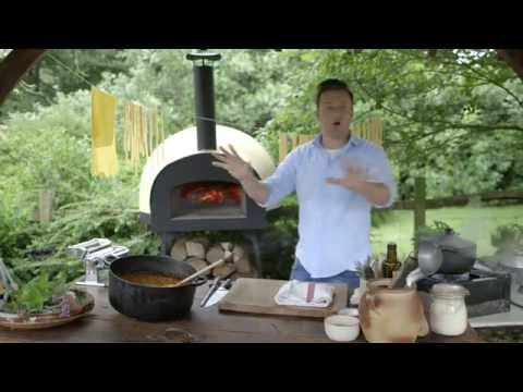Jamie Oliver Wood Fired Ovens
