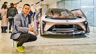 NIO ES6 2019 - Siêu SUV điện Trung Quốc chạy 510km trong 1 lần sạc có giá 1,25 tỷ |XEHAY.VN|