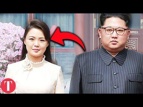 Со месеци никој не знае каде е - морничави факти за сопругата на Ким Џонг Ун