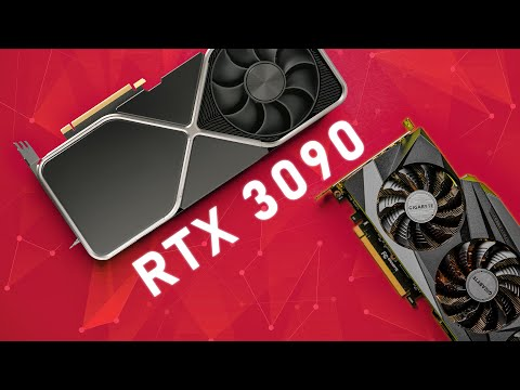 RTX 3090 Review - Gaming Benchmarks and CPU Scaling