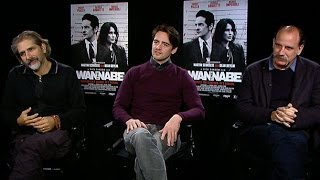 The Wannabe Q&A: Michael Imperioli, Vincent Piazza, and Nick Sandow Preview the Gangster Flick