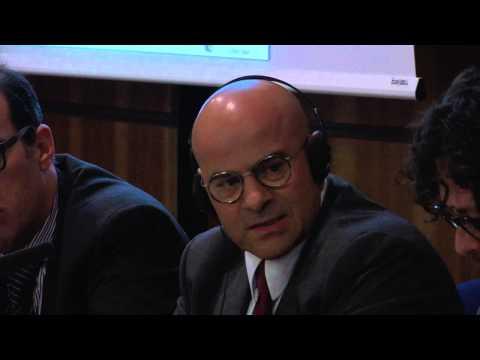 Roberto Marai di Farogames al convegno sui comma 7 di Enada