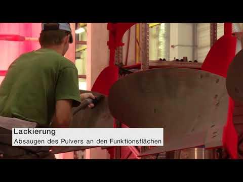 Video: huippuluokan maalausta Pöttingerin maalauslinjalla