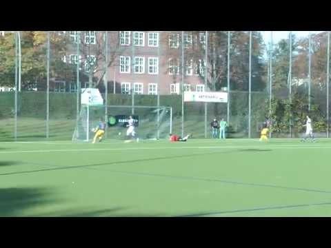 Tor von Janis Korczanowski (HSV Barmbek-Uhlenhorst) | ELBKICK.TV