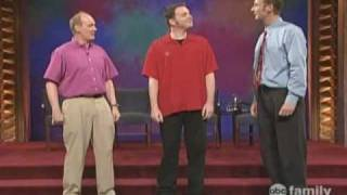 Whose Line is it Anyway - Quick Change