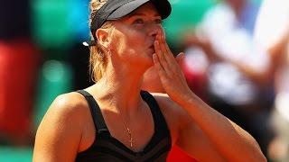Maria Sharapova vs Alexandra Cadantu 2012 RG Highlights