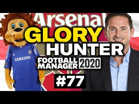 GLORY HUNTER FM20   #77   FINAL DAY ACTION!   Football Manager 2020
