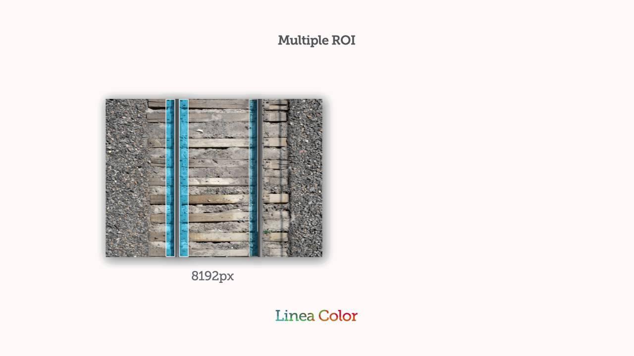 Teledyne DALSA: Linea colour line scan