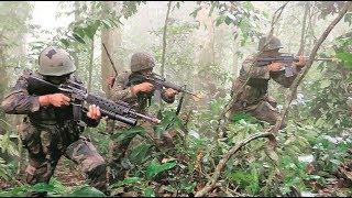 Jungle Warfare 2018 Survival Training