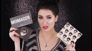 KYLIE COSMETICS X KRIS JENNER COLLECTION | SWATCHES & DEMO