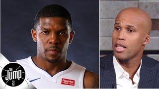 Joe Johnson shouldn't have to prove himself in Pistons training camp - Richard Jefferson | The Jump