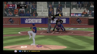MLB The Show 18 METS season game 43