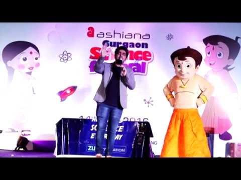 Ashiana Anmol - South Of Gurgaon - Science Festival - 14 May 2016