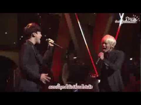 [Thaisub MV] SM The Ballad (EXO's Chen & SHINee's Jonghyun) - A Day Without You