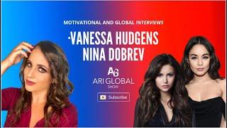 Vanessa Hudgens and Nina Dobrev on how their dogs help them flirt (Dog Days Movie)