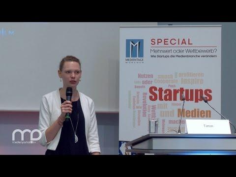Vortrag: media.lab - Ideen-Inkubator für neuen Journalismus
