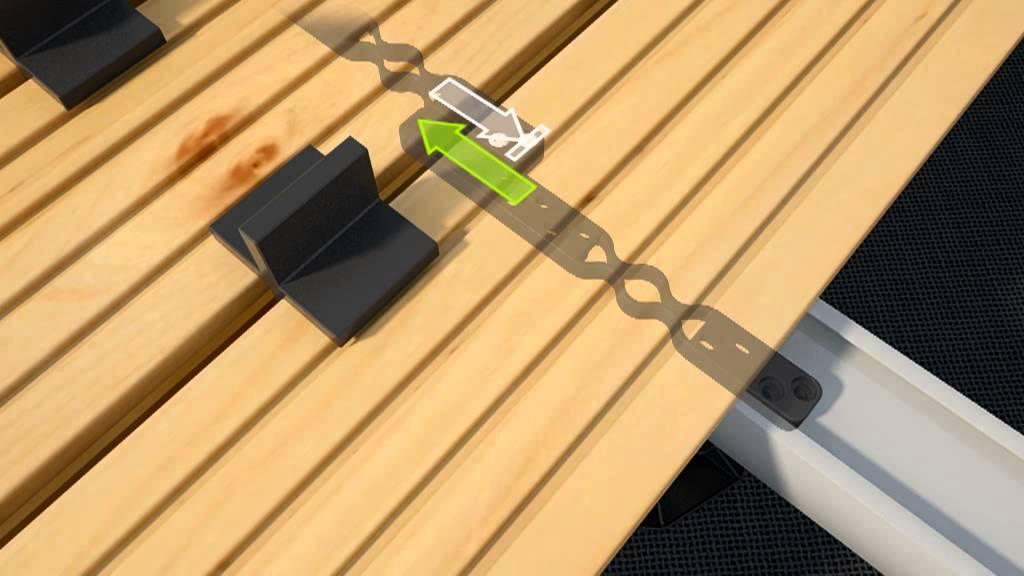 terrassenbau nicht sichtbare verschraubung von. Black Bedroom Furniture Sets. Home Design Ideas