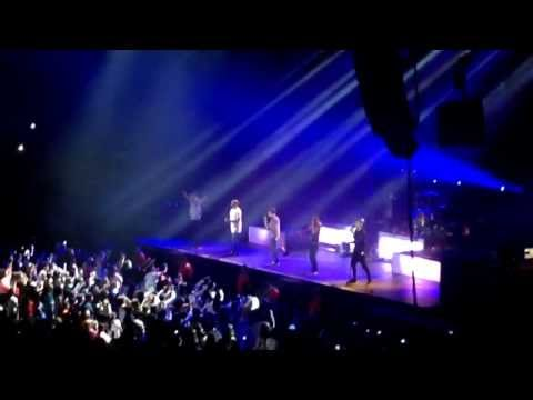 Baixar The wanted in Mexico City, Show me love (America)