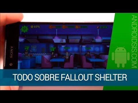 Todo sobre Fallout Shelter